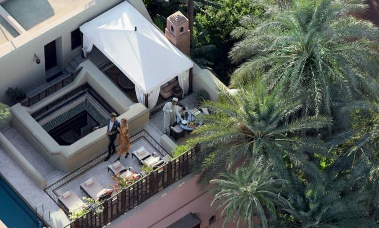 riad d'exception à marrakech