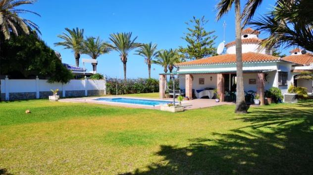 maison andalousie